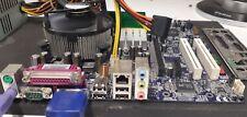 Carte mère FOXCONN RC4107MA-RS2H+PENTIUM D 2.8GHZ