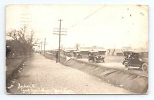 C.1917 Soldier's Postcard~WWI World War I~Camp MacArthur Section A~Waco Texas TX
