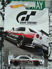 '18 HOT WHEELS NISSAN SKYLINE GT-R (R34) 1:64 SCALE GRAN TURISMO SERIES