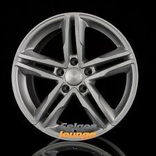 4 Cerchi in lega WHEELWORLD wh11 arkticsilber (as) 8x18 et35 5x112 ml66, 6 NUOVO