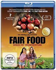 Fair Food [German Version] Forest Whitaker, Eve Ensler, Sanjay Rawal BLU RAY NEW