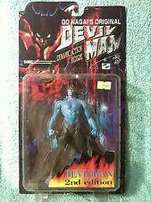 """DEVILMAN blue skin 2nd Edition  marmit 7"""" figure"""