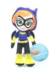 "DC SUPER HERO GIRLS plush BATGIRL 10"" soft toy comic heroine bat girl - NEW!"