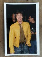 Foto Mick Jagger