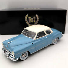 1/18 BOS Models Dodge Coronet Club Coupe 1952 Blue BOS274 Limited Miniature Car