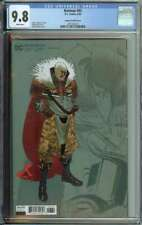 Batman #93 CGC 9.8 Jimenez Variant Cover Designer