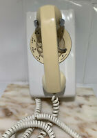 Vintage1970 WESTERN ELECTRIC Bell System Rotary Dial Wall Mount Telephone