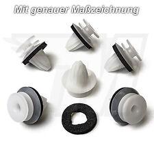 20x Innenverkleidungs Befestigungsclips Dichtung Mercedes Benz VW | A0009910198