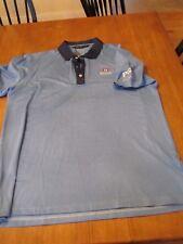 Mens Back Nine Golf Shirt, NWT, XXL
