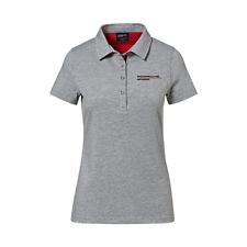 Porsche Driver's Selection Ladies Polo Shirt (Gray)- Motorsport Collection
