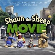 ILAN ESHKERI - SHAUN THE SHEEP MOVIE: MUSIC FROM THE FILM [ORIGINAL SOUNDTRACK]