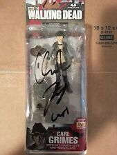 the walking dead signed figure tyreese/andrea/carl/shane/herschel winner pick
