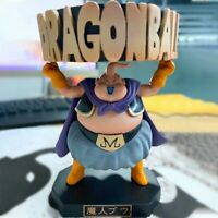 Dragon Ball Z Majin Buu action figure toy model & ashtray 2in1 figurine DBZ 13cm
