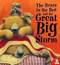 The Bears in the Bed and the Great Big Storm Children's Pre-school Picture Book