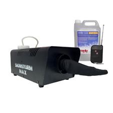 More details for snowstorm max 500w snow machine inc. 5l snow fluid
