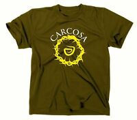 #1 True Detective Carcosa T-Shirt, the yellow king, logo TV Serie Staffel 1 Fan