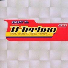 D-TECHNO / Gary D = Avancada/Muffdiver/Muffdiver..=3CD= HARTHOUSE HART TRANCE