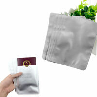 5x RFID Blocking Passport Secure Sleeve Protector Holder Safety Shield
