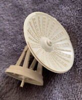 Star Wars Vintage Millennium Falcon Radar Dish & mount, Original Kenner 78