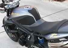TRIUMPH Daytona 675 Street triple TechSpec Gripster Tanque apretones 06 12 + Gratis Prot