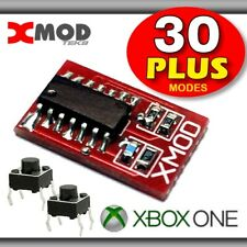 XBOX ONE MOD CHIP KIT, DIY RAPID FIRE MODDED CONTROLLER, A/B REMAP XMOD 30 PLUS