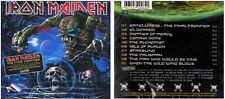 IRON MAIDEN - The Final Frontier CD + DVD Digipack RUSSIAN NEW SEALED 1st Press