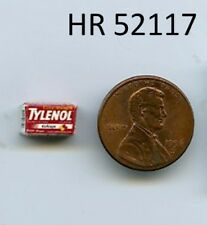 Box of Pain Reliever Dollhouse Miniature Food 1:12 Scale