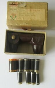 1930's NovelView Tru-Vue Format Viewer and 10 NovelView Film Strips Exc. Cond.
