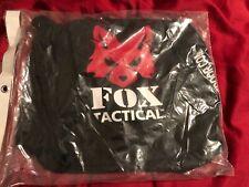 Fox Tactical Messenger Bag SWAT Black Laptop Pack