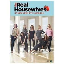 The Real Housewives of New York City: Season 4 (DVD, 2011, 5-Disc Set)