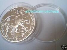 10 euro Ag proof 2004 SAN MARINO Calcio Germania 2006