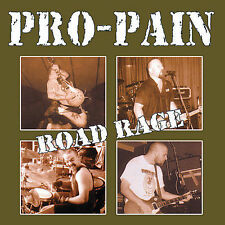 ~COVER ART MISSING~ Pro-Pain CD Road Rage Live