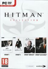 Hitman Collection (PC: Windows, 2009) - European Version 4 game pack new sealed