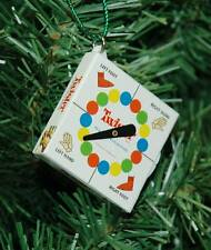 Twister Game Christmas Ornament