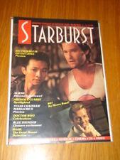 STARBURST #99 BRITISH SCI-FI MONTHLY MAGAZINE NOVEMBER 1986 ALIENS DOCTOR WHO