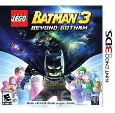 NEW LEGO Batman 3: Beyond Gotham (Nintendo 3DS, 2014)
