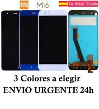 "Pantalla Completa para ""Xiaomi Mi6"" Negra Blanca Azul LCD + Tactil Mi 6 Display"