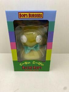 Kidrobot Bob's Burgers Kuchi Kopi vinyl figure Brand New