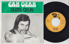 Can OZAN * 70's Turkish PSYCH * Belgian 45 * LIK Türkiye * Listen!