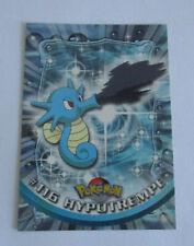 POKEMON Carte TOPPS n° 116 HYPOTREMPE