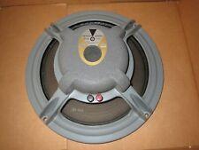 """Vintage Original JBL Model D123 Speaker 12"""" Excellent Condition!"""