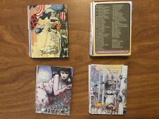 Arthur Suydam Art Cards 1995 Complete Set 90 Cards FPG