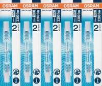 5x Osram Haloline Pro 64695 R7s 230V 120W Halogen-Stablampe 74,9/78mm EEK C