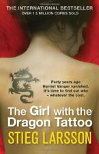 The Girl with the Dragon Tattoo (Millennium Trilogy Book 1)-Stieg Larsson
