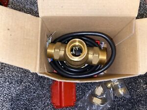 ORKLI 70551600 MOTORISED 3 PORT VALVE GENUINE NEW OBSOLETE (B)