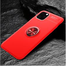 For iPhone 12 Mini Pro Max 11 Xr Slim Hybrid TPU Car Magnetic Rugged Stand Case