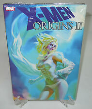 X-MEN ORIGINS II CYCLOPS MARVEL COMICS HC HARD COVER BOOK NEW SEALED $25 MSRP
