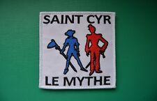 insigne militaire tissu patch armée écusson Saint Cyr Le Mythe scoutisme scout
