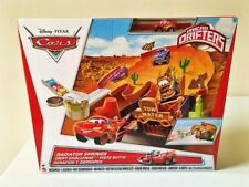 Disney Cars Micro Drifter Track Radiator Springs Drift Challenge (New In Box)