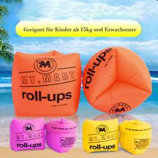 Vivi Idee Schwimmflügel Schwimmhilfe für Kind und Erwachsene Armband 15 - 100kg